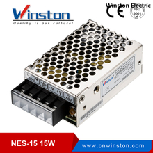NES-15 15W Efficient single output AC to DC Switching power supply