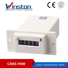 CSK5-YKW Digit Electromagnetic Number Counter