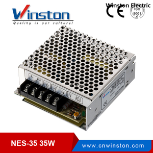 NES-35 35W Efficient single output AC to DC Switching power supply