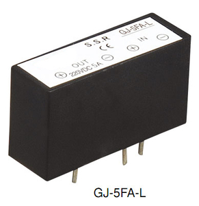 GJ-5FA-L PCB Type DC solid state relay