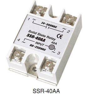 SSR- AA Single phase AC/AC solid state relay
