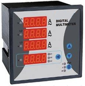 WST292Z-9X6-IU Three Phase Digital voltage,current,frequency combined meter