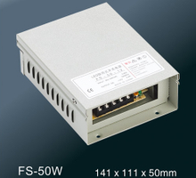 FS-50W LED rainproof power supply