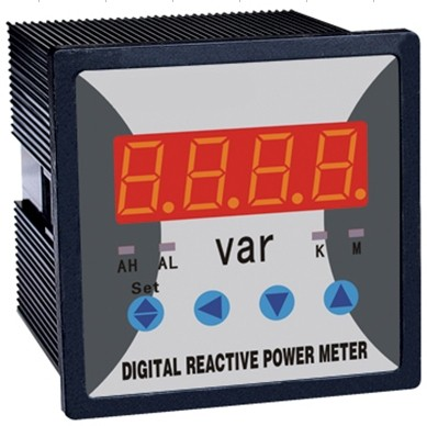 WST183Q 3 phase 3 wire digital reactive power meter