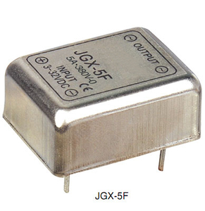 JGX-5F PCB Type AC solid state relay