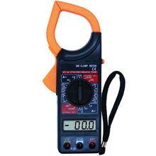 DT266 digital clamp meter