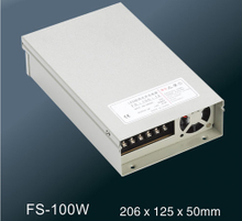 FS-100W LED rainproof power supply