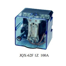 JQX-62F 1Z 100A Power relay