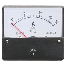 SD670 Moving Coil instrument AC Ammeter