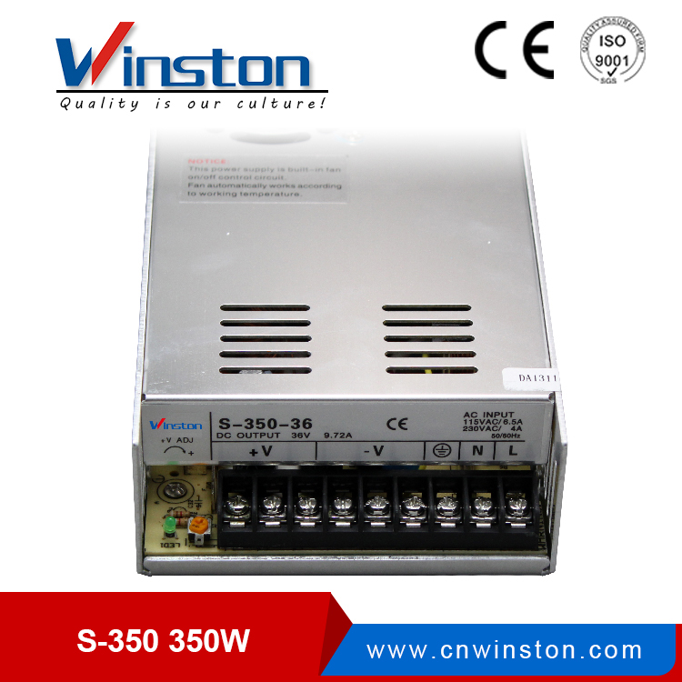 S-350 Single Output PC electronic advantage of Power Supply
