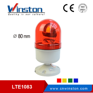 LTD-1083J Rotary warning light strobe warning light with sound