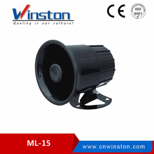 ML-15 6 tones Vehicle-used electronic siren