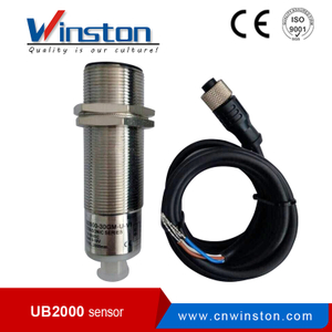 M30 Ultrasonic Sensor 20m for Distance Measurement (UB2000-30GM-E5-V1)