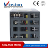 High Power SCN-1500W AC DC Single Output Power Supply Unit PSU With CE