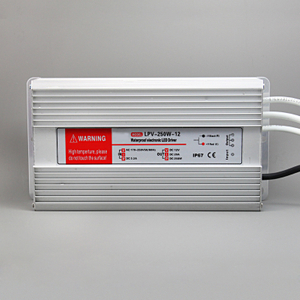 CE ROHS LPV-250 250w waterproof constant voltage led driver power supply