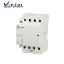 New Electricity 4 Phase Vacuum 40A WCT Building household DC Contactor