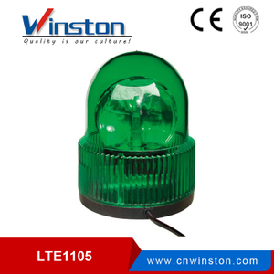LTE-1105J Mini Light bulb rotating Warning Light 220VAC