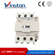 LC1-D6511 AC 65A Electrical 3 Phase Contactor