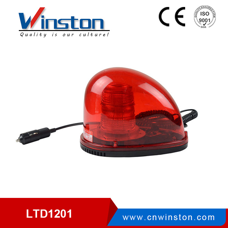 LTE-1201J Revolving traffic warning light DC12V DC24V