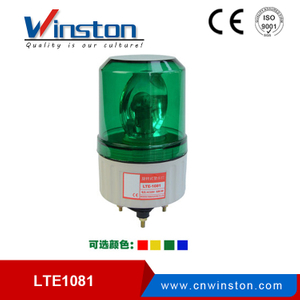 LTE-1081J Rotary warning light with sound