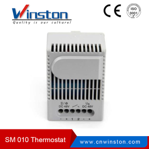 Compact Design Electronic Relay Connect With Thermostat and Heater (SM 010)
