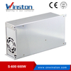 600W S-600 DC 110V / 220V Switch Power Supply With Cooling Fan