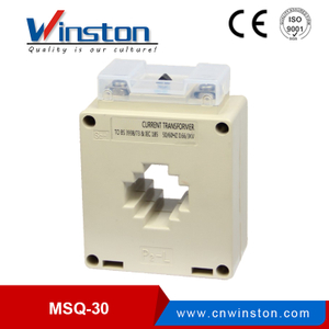 Professional Factory MSQ-30 Din Rail Mounted Current Transformer
