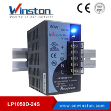 LP1050D-24S 50W 24V single output dinrail dc power supply