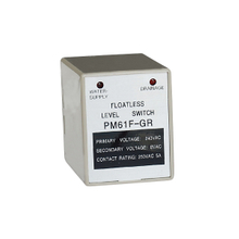 PM61F-GR Floatless Level Switch Relay