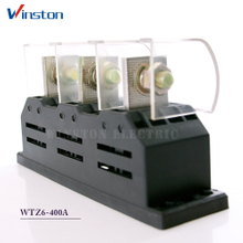 125A 630A WTZ6 Series Primary Main Circuit FIxed Plug - In
