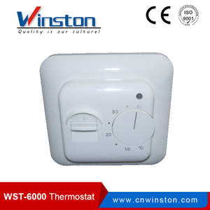 Room Thermostat For Heating And Air-Conditioning (WST-6000)