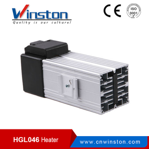 HGL 046 230VAC 24V/48VDC Compact Body Overheat Protection Fan Heater
